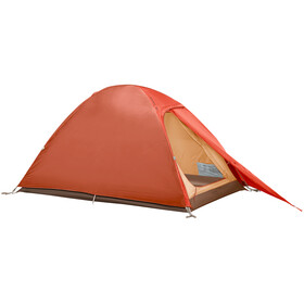 VAUDE Campo Compact 2P Telt orange